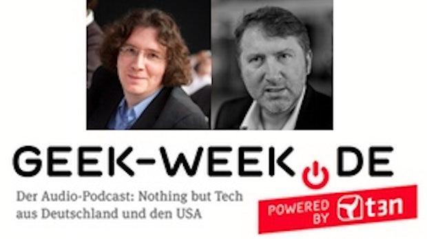 Geek-Week-Podcast: GDrive, RIM, Asthon Kutcher, G+