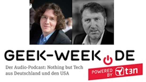 Geek-Week-Podcast: GDrive, RIM, Asthon Kutcher, G+