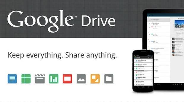 Google Drive: 5 GB kostenloser Online-Speicher, Android App ist da