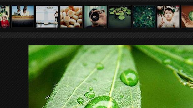 5 kostenlose jQuery-Bildergalerien für Responsive Webdesign