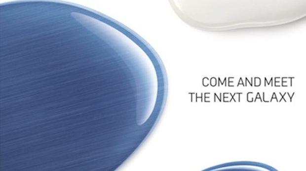 Samsung Galaxy SIII wird am 3. Mai vorgestellt