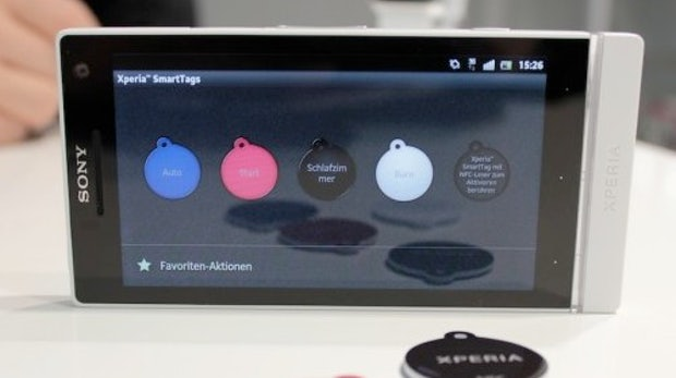 Sony Xperia S im Test – schickes Smartphone, ideal für Android 4.0