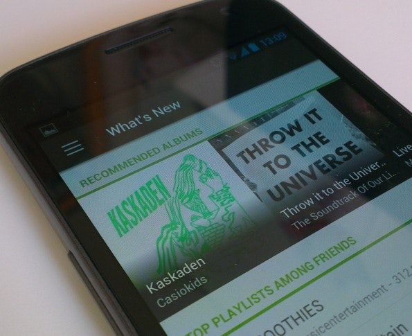 spotify fuer android beta