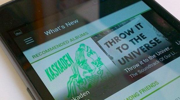 Spotify für Android - aufgemöbelte Beta-Version steht zum Download bereit