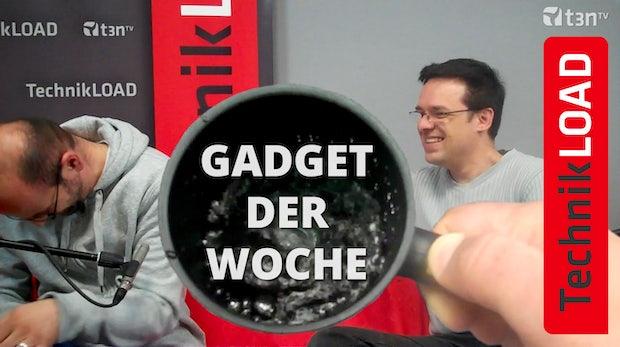 Gadget der Woche, Instagram für Android und Technikvisionen [TechnikLOAD 78]