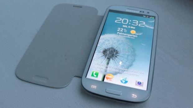 Samsung Galaxy S3 und Zubehör unter der Lupe