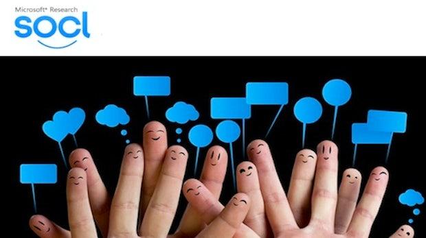 Microsofts Social Network So.cl jetzt für alle offen