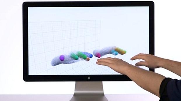 Leap Motion: millimetergenaue 3D-Bewegungssteuerung als Kinect-Konkurrenz