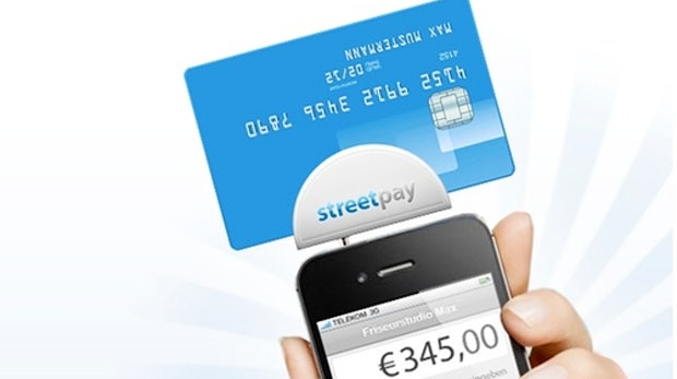 Streetpay: Square-Klon bringt mobiles Payment nach Deutschland