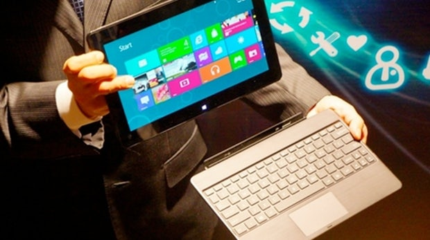 Asus Tablet 600 und 810 – Windows-8-Tablets im Transformer-Style