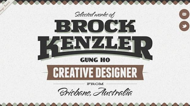 30 Beispiele für Webdesign im Retro-Stil