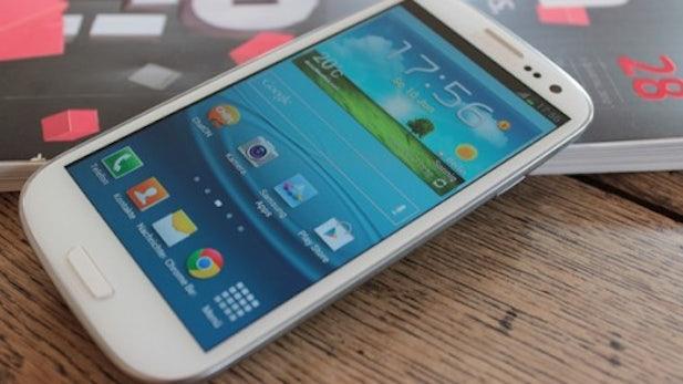 Samsung Galaxy S3 im Test – Kein Licht ohne Schatten