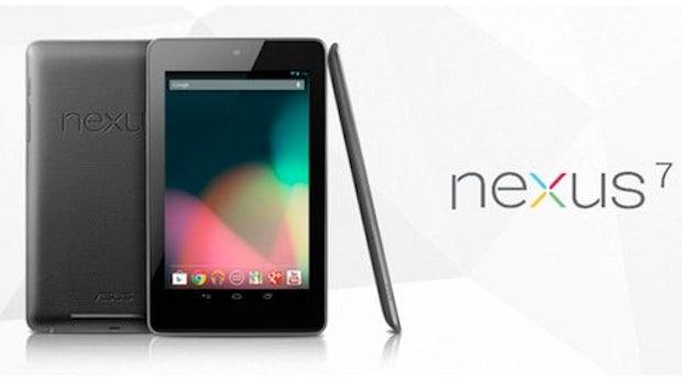Nexus 7: Google präsentiert Quad-Core-Tablet zum Kampfpreis