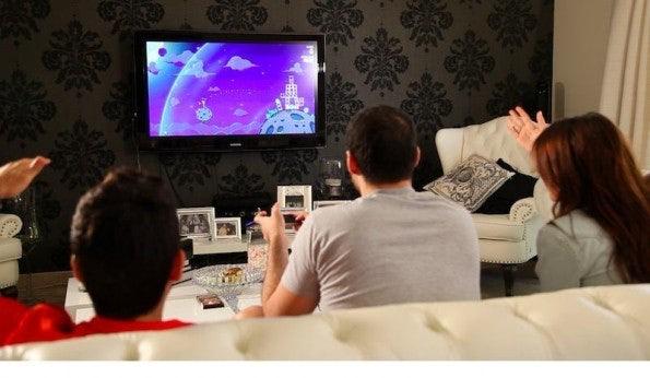 Pocket TV ist ein Dongle, das jeden Fernseher mit einem HDMI-Anschluss in ein Smart TV verwandeln soll.