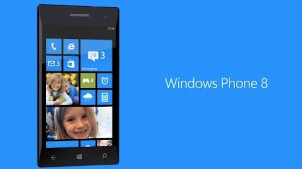 Windows Phone 8: Microsoft holt deutlich auf
