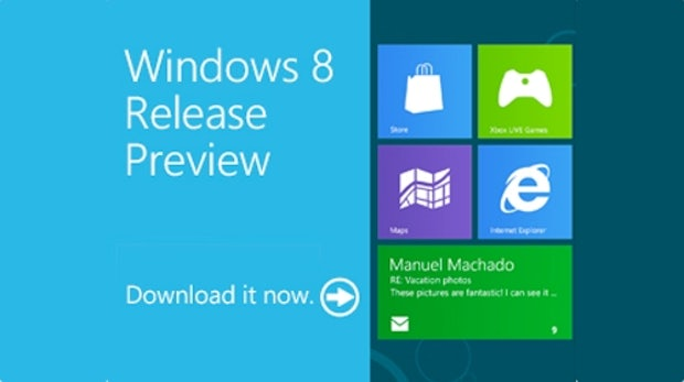Windows 8 Release Preview – neue Features in der Übersicht
