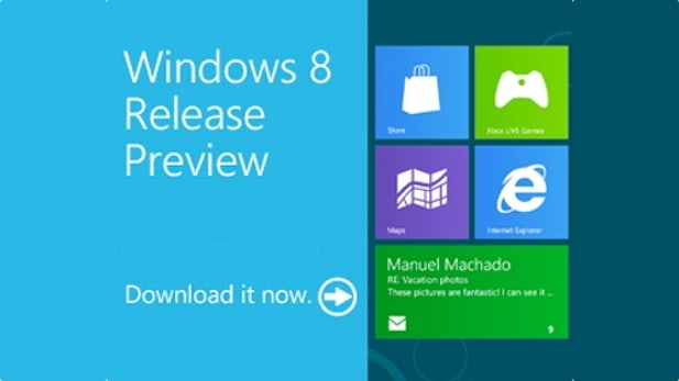 Windows 8: Microsoft nennt Veröffentlichungstermin