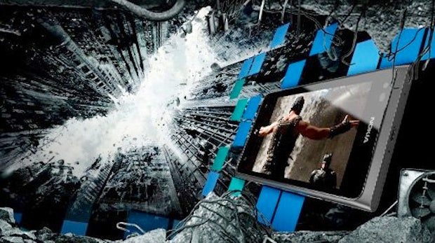 The Dark Knight Rises – mit Nokia Gotham City in 3D erforschen