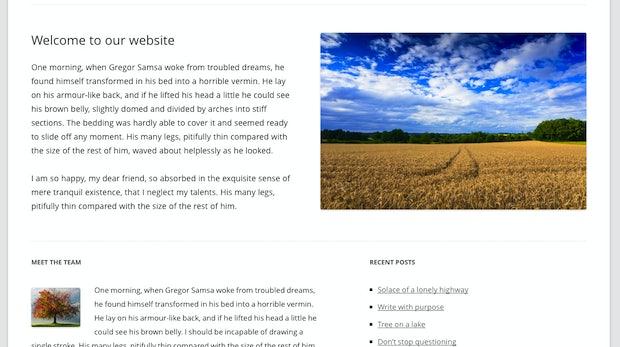 Wordpress 3.5: Auf dem Weg zum Allround-CMS