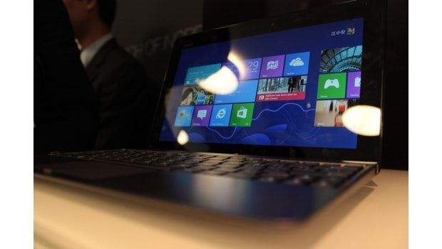 Das Asus Vivo Tab mit Windows 8.