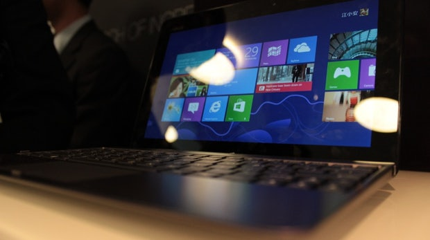 Asus Vivo Tab: Windows 8- und RT-Tablets vorgestellt [IFA 2012]