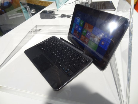Dell XPS 10: Windows-8-Tablet mit Docking Station [IFA 2012]