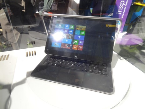 Dell XPS Duo 12: Flinker Full-HD-Convertible mit innovativem Doppelscharnier [IFA 2012]