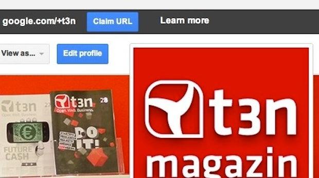 Google+ Vanity-URLs in Deutschland gestartet - so bekommt ihr sie