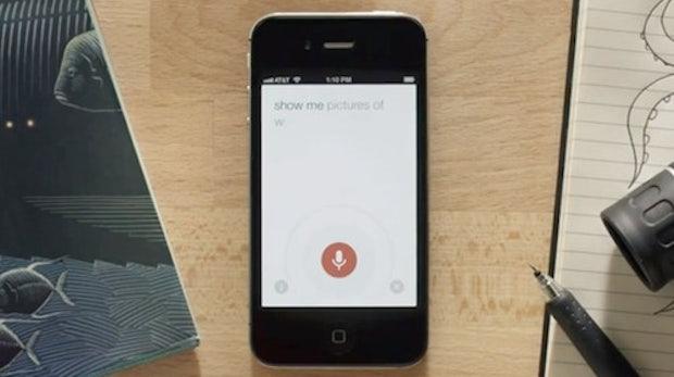 Google Sprachsuche kommt aufs iPhone, macht Siri Konkurrenz