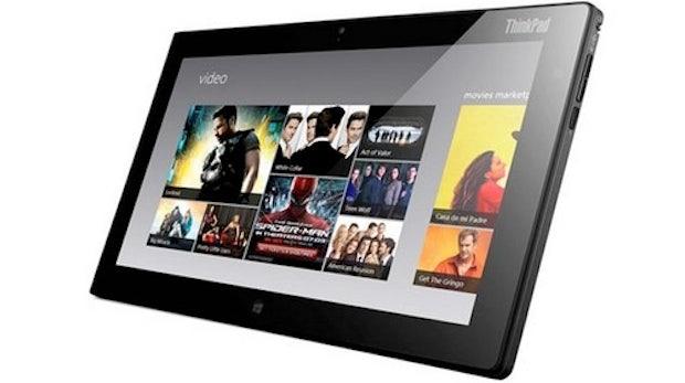 Lenovo Thinkpad Tablet 2 mit Windows 8 Pro – Wachablösung für Businessnotebooks?