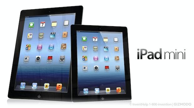 iPad Mini: so könnte es aussehen