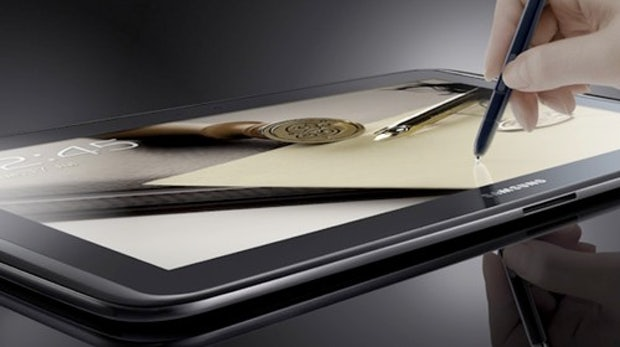 Samsung Galaxy Note 10.1 – Quad-Core-Tablet bereits ab August erhältlich
