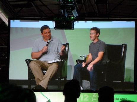 """Zuckerberg über Facebooks Zukunft: """"Mobile is everything"""""""