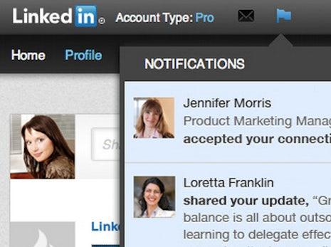 Annäherung an Facebook: LinkedIn führt Echtzeit-Nachrichten ein