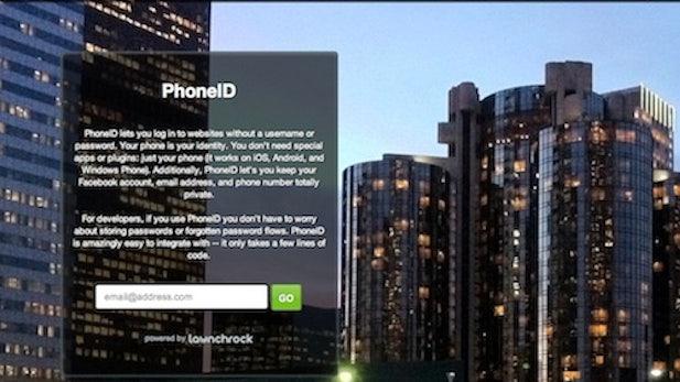 PhoneID: Mit dem Smartphone ohne Logindaten einloggen