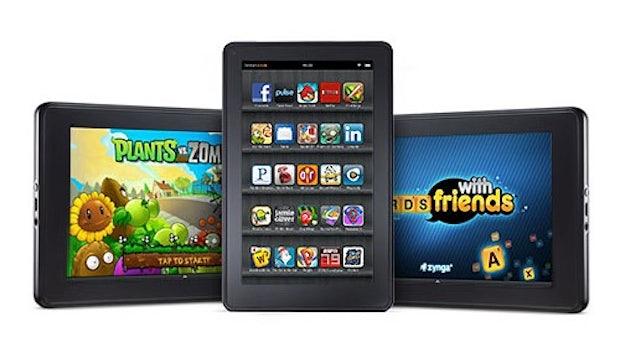 Kindle Fire: Amazon bringt neue Tablet-Familie zum Kampfpreis nach Deutschland