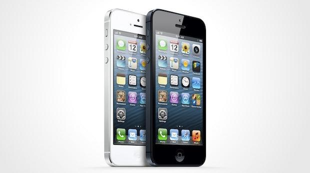 iPhone 5 im Test: Erste Reviews geben gute Noten