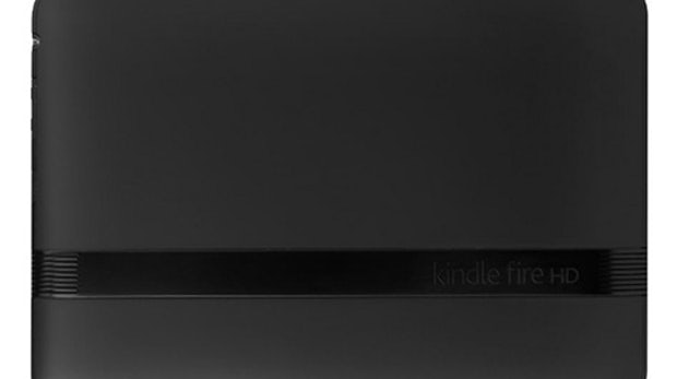 Kindle Fire HD 7-Zoll von hinten (Bild: Amazon)