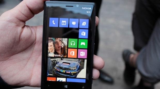 Nokia Lumia 920 und Lumia 820: Was sie kosten, wann sie kommen