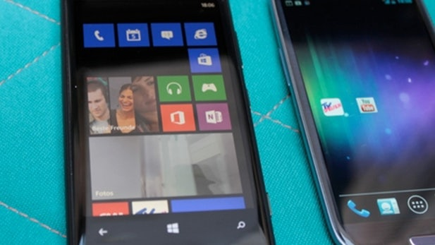 Nokia Lumia 920 vs Samsung Galaxy S3