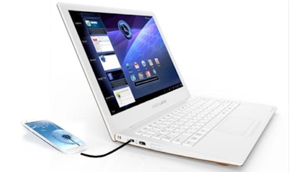 Spider Laptop: Mach dein Samsung Galaxy S3 zum Notebook