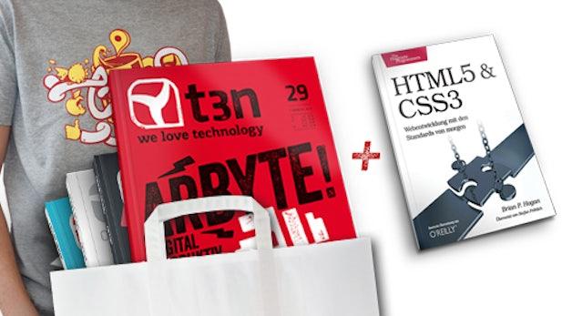 Aboaktion: An alle HTML5 & CSS3-Interessierten, jetzt ist eure Chance!