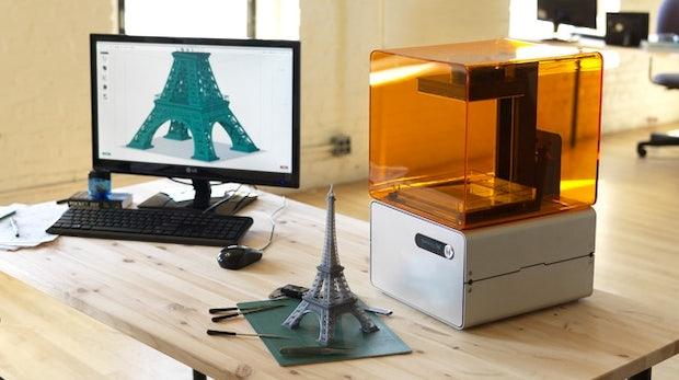 3D-Drucker revolutionieren die Produkt-Herstellung