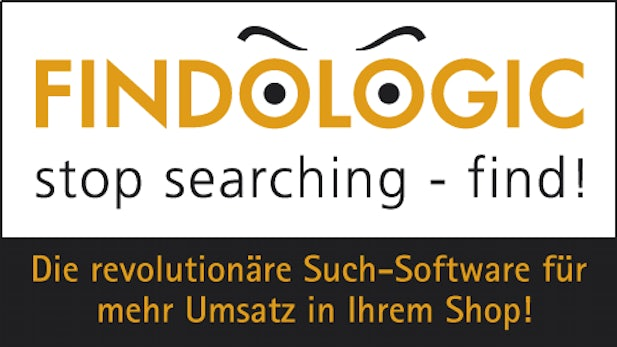 Sponsored Post: Findologic - Gutschein für innovative Suchlösung in Online-Shops