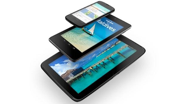 Google Nexus 10 ist offiziell – ab 13. November erhältlich