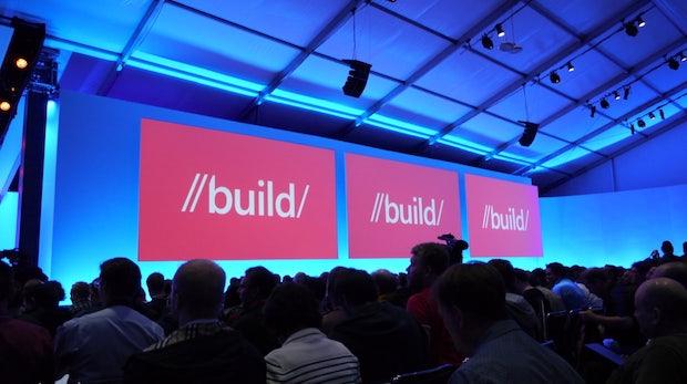 Behind the Scenes: Microsoft //build/-Keynote [Galerie]