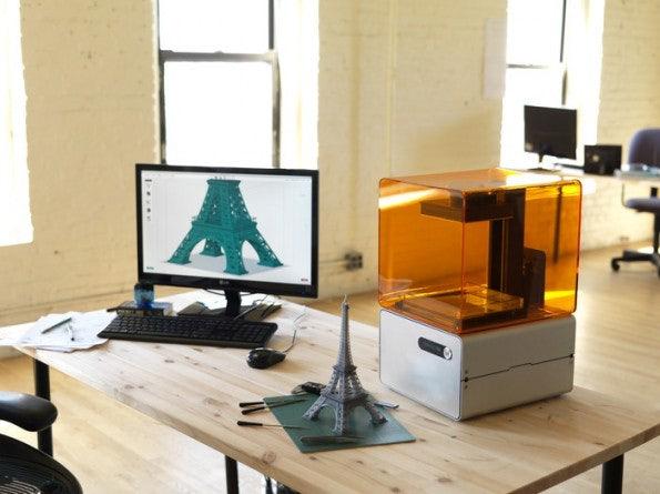 Revolution durch 3D-Drucker: Produkte zu entwerfen und gleich auszutesten wird zum Kinderspiel (Quelle: Kickstarter.com)