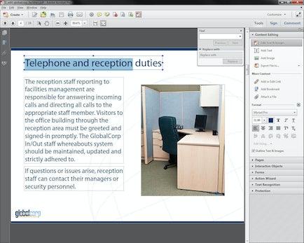 Adobe Acrobat XI mit vereinfachter PDF-Bearbeitung, Cloud-Support & mehr