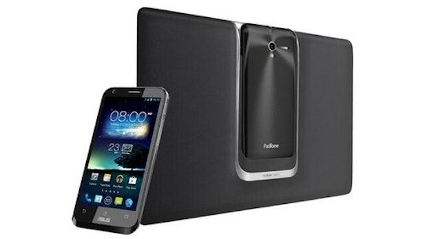 Asus PadFone 2 offiziell vorgestellt – schlanker und schneller als sein Vorgänger