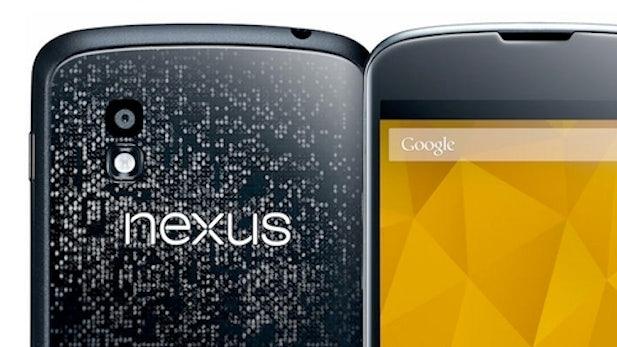 Nexus 4 Frust Teil 2: Auslieferungen zum Teil erst in mehreren Wochen
